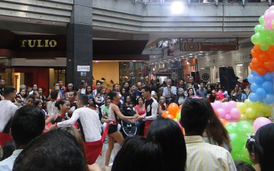 Sambil Caracas da inicio al Carnaval
