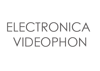 F-C13 | ELECTRÓNICA VIDEOPHON