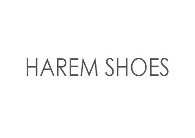 HAREM SHOES