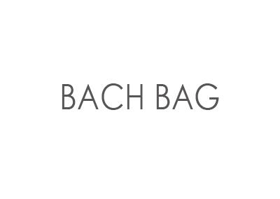 BACH BAGS