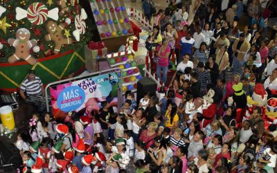 ¡Sambil Caracas inicia época decembrina por todo lo alto!