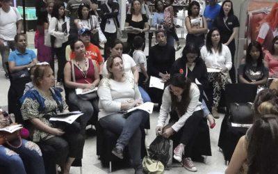 NOTE COSMETICS DICTÓ UNA CLASE MAGISTRAL DE MAQUILLAJE EN EL SAMBIL CARACAS