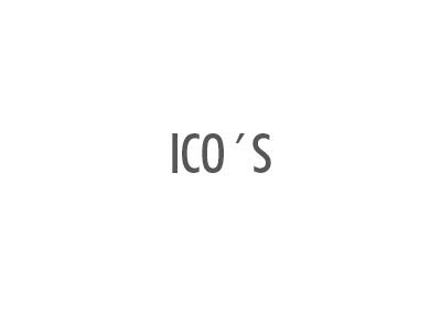 ICO'S