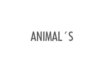 ANIMAL'S