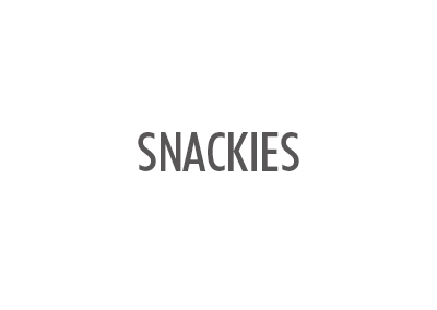 SNACKIES