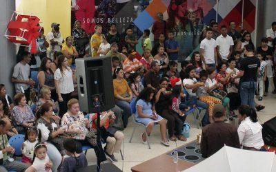 GAITAS, PAN DE JAMÓN Y MANDOCAS FUERON LOS INGREDIENTES DE UN SHOW GOURMET NAVIDEÑO
