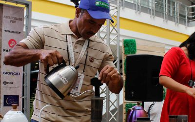 SAMBIL MARACAIBO FUE SEDE DEL CAMPEONATO REGIONAL AEROPRESS ZULIA 2019