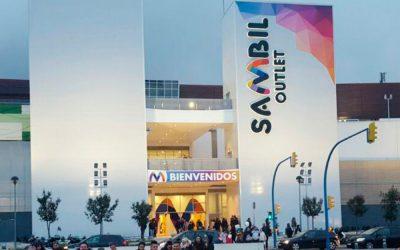 Sambil Outlet Madrid abre sus puertas al público